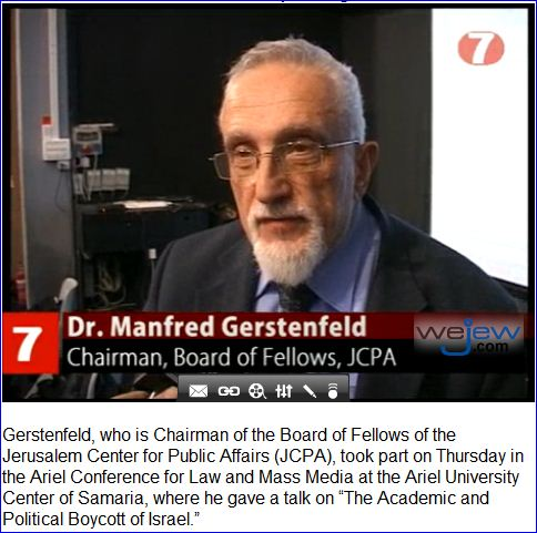 Manfred-Gerstenfeld-JCPA