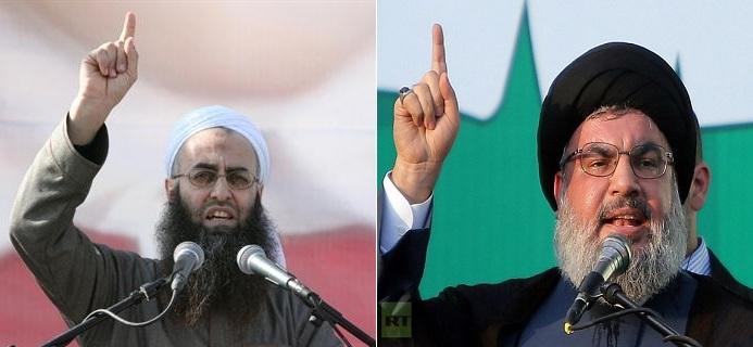 118. Cheikh Ahmad el-Assir vs Sayyed Hassan Nasrallah