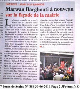 Barghouti - Jforum.fr