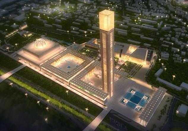 La Grande Mosquée d'Alger Messagepar sadral » 01 Septembre 2014, 19:54 http://www.forcesdz.com/forum/viewtopic.php?t=1546&p=127380