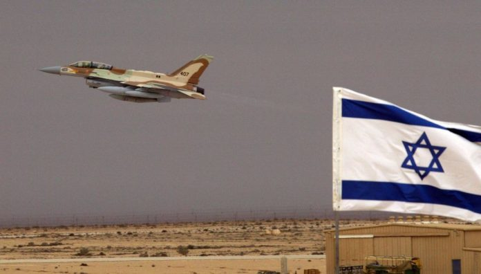 israeli-jet-taking-off-from-airbase-696x396